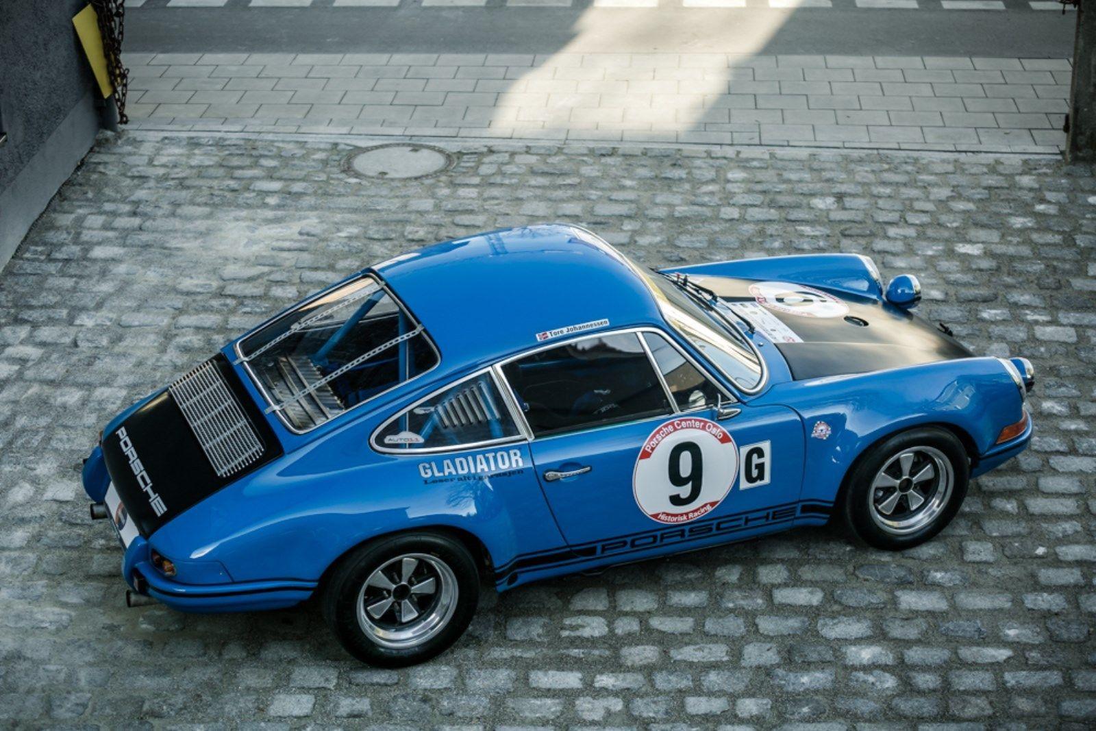 Porsche 911 2 5 St Fia Htp Rennwagen Dreikommazwei