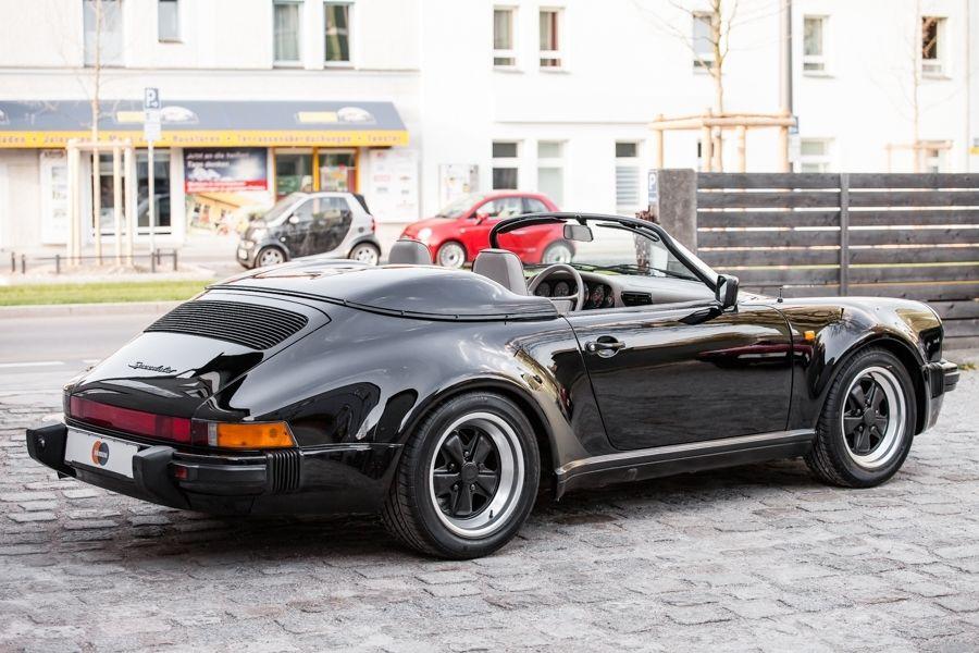 porsche 911 3 2 carrera wtl speedster deutsches fahrzeug. Black Bedroom Furniture Sets. Home Design Ideas
